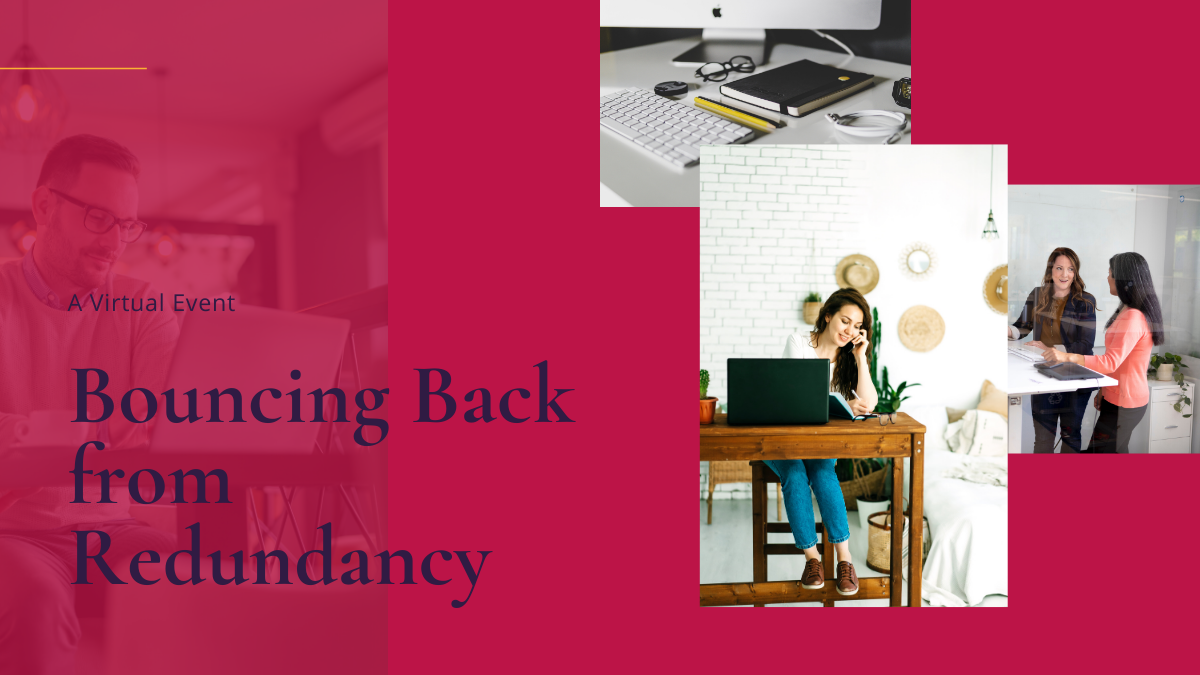 Bouncing Back From Redundancy