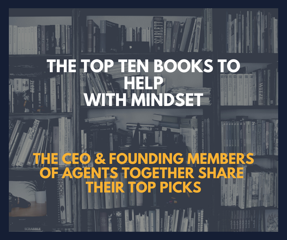 What are the top ten books to help with mindset?
